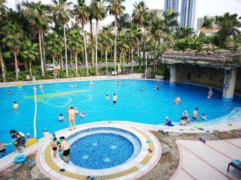 珠海度假村游泳池