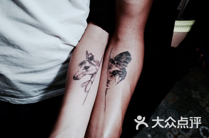 tattoomama纹身工作室(亲子花街韩国城店)图片 - 第8张