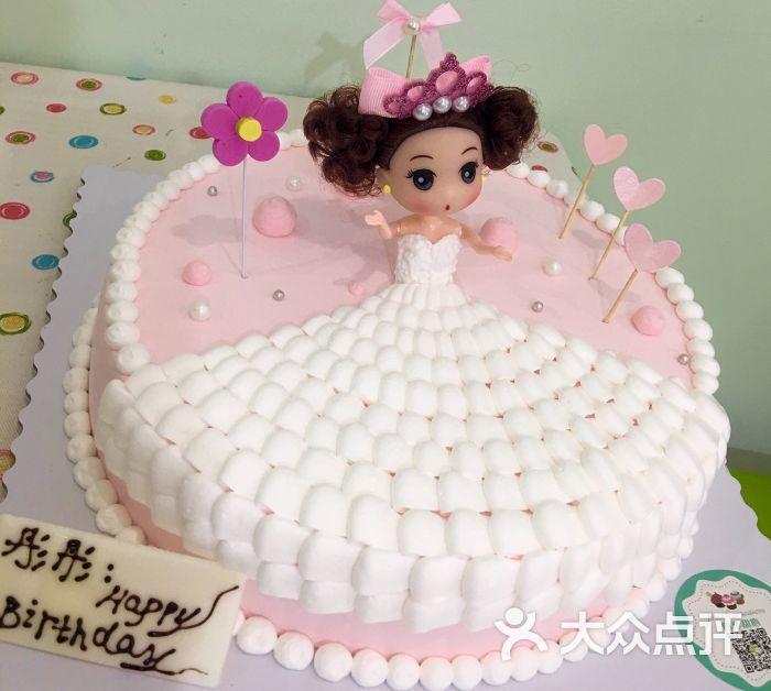 四季甜心diy蛋糕坊芭比公主图片 - 第27张
