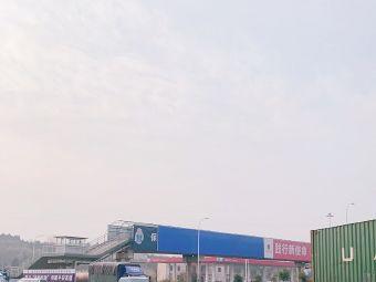 宾阳东服务区-停车场