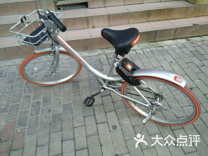 摩拜单车-图片-上海生活服务-大众点评网