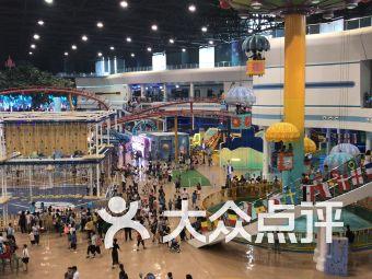欢乐世界·电玩中心(弘阳广场店)