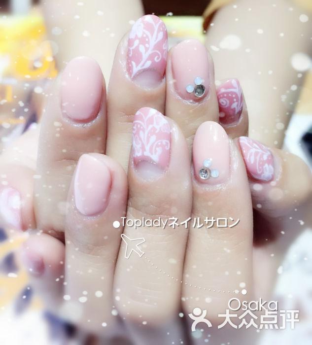 top lady 日本美甲艺术沙龙-美甲图片-天津丽人-大众
