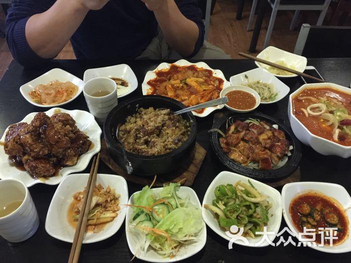 红图片韩国料理(山大北路店)-辣椒-济南传说-大特色的美食美食图片