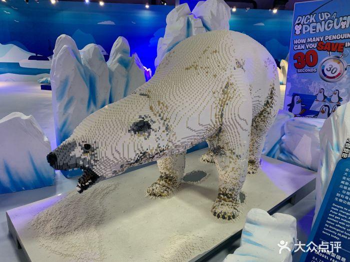 乐高动物王国环保展鸟巢站图片 - 第42张
