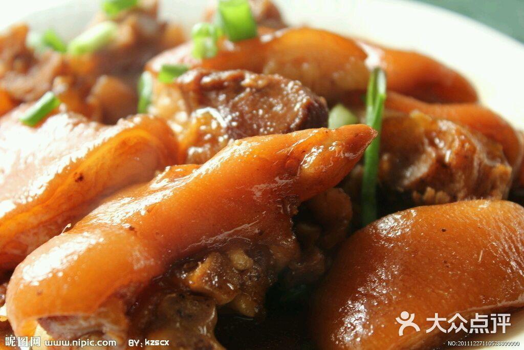 伍氏美食-猪脚-怀化美食-大众点评网图片中山南头特色图片