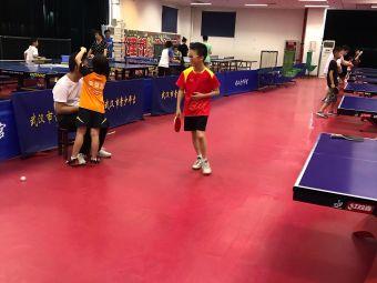 武漢市青少年宮乒乓球俱樂部