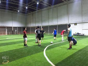 信韌藍海運動中心足球場