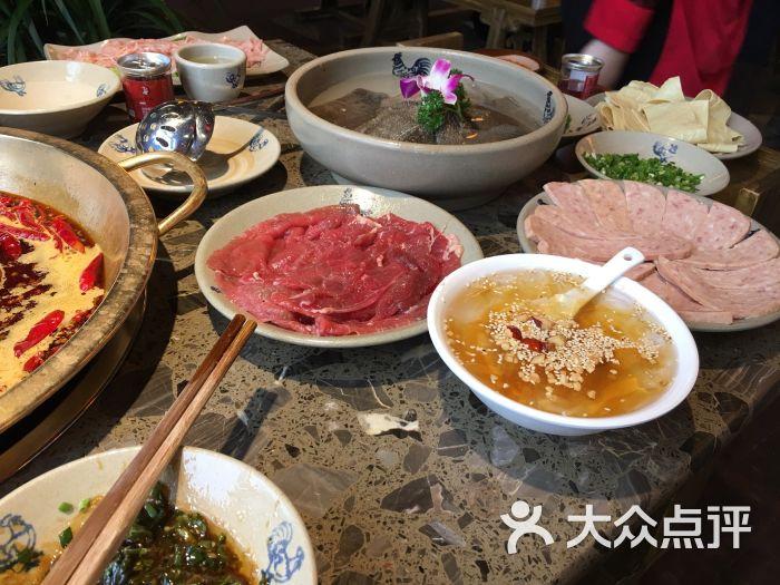 小龙坎老美食(桃园花果园店)-机场-贵阳美食-大火锅贵阳广场图片图片