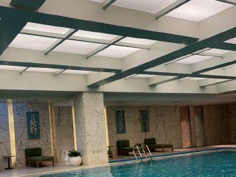 哈尔滨JW万豪酒店游泳池