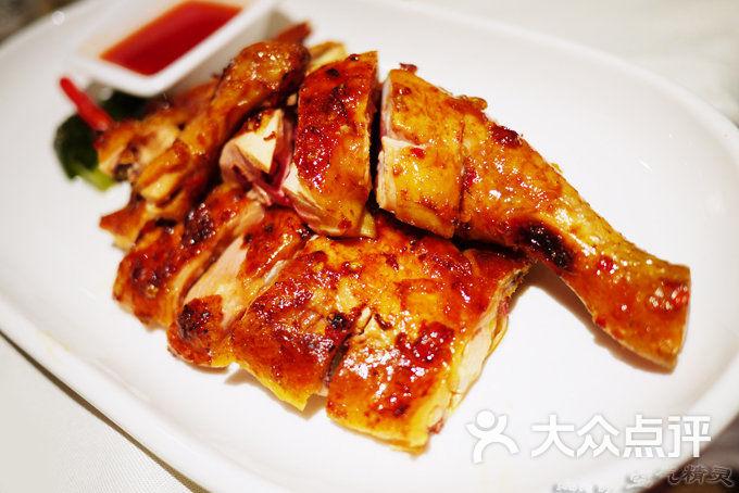 广州蕉叶(香港广场店)-招牌炭烧辣鸡-菜-招牌炭烧辣