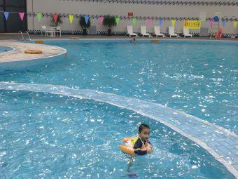富华大酒店游泳池(潍坊店)