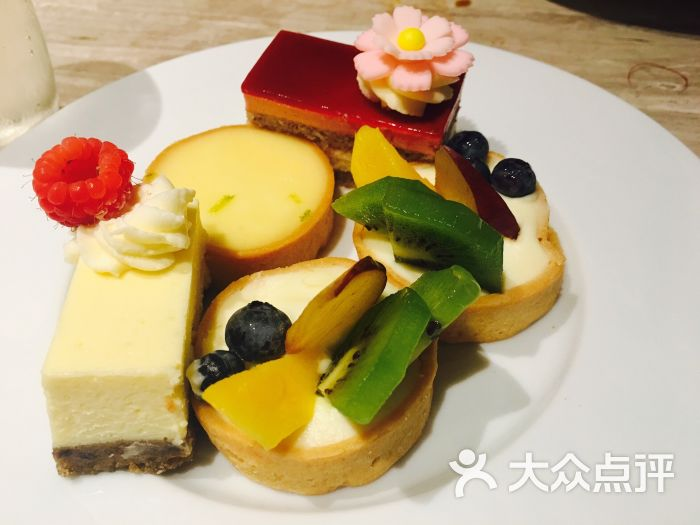 上海五角场凯悦酒店 咖啡厅甜点图片 - 第1966张