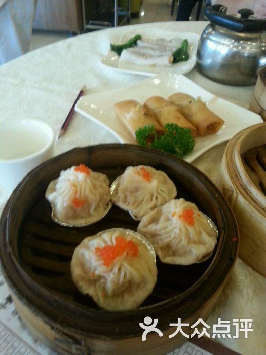 简爱手绘广州美食