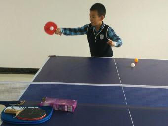 硕力智达乒乓球运动训练馆