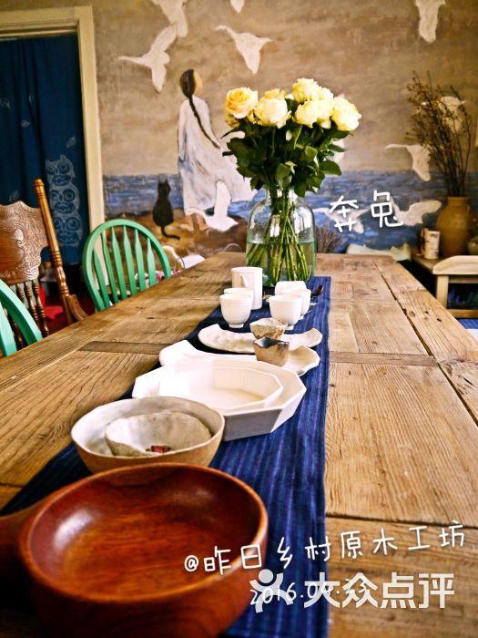 昨日乡村原木工坊-图片-青岛购物-大众点评网
