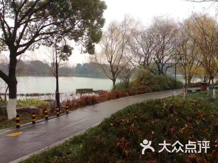 金鸡湖桃花岛-图片-苏州周边游-大众点评网