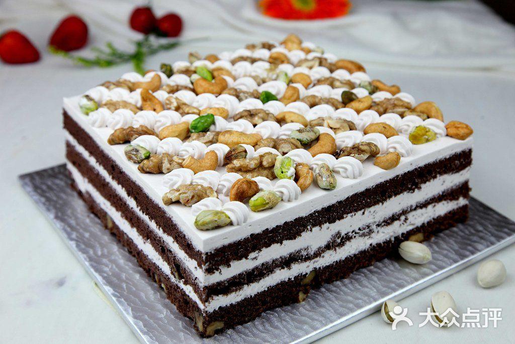 大卫简欧式方形蛋糕(百灵街店)大卫简蛋糕图片 - 第10张