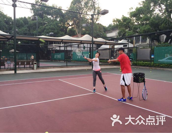 广州市沙面网球场图片-第35张启典摩托车吧图片