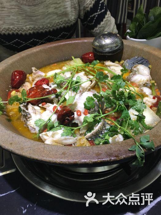 九龙湖石锅鱼-黑鱼图片-大连美食-大众点评网
