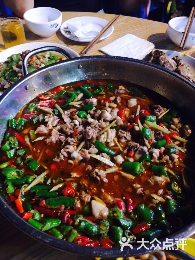 鸿鹤杨胖鲜锅兔(东兴寺店)-图片-自贡美食-大众点评网
