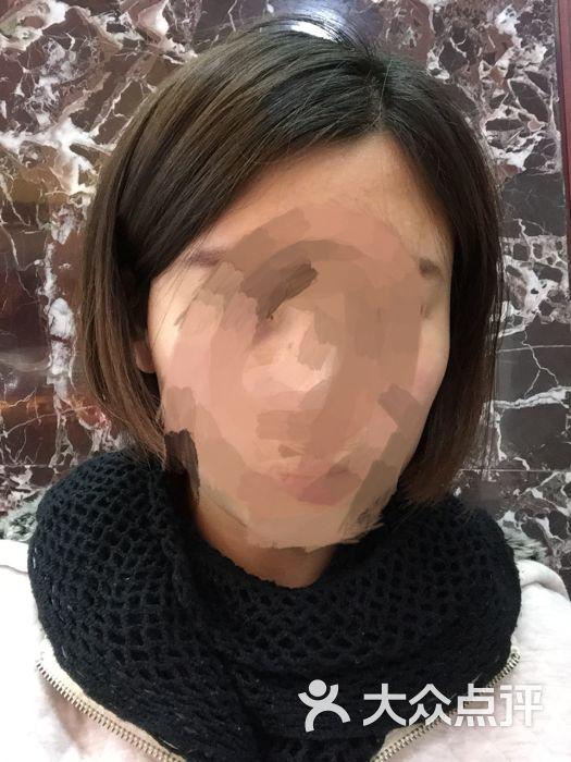 丽质形象设计(南稍门中贸店)沙宣发型图片 - 第9张