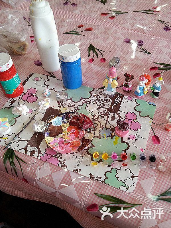 智趣手工坊-手绘蜡烛图片-上海休闲娱乐-大众点评网