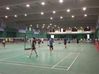 甘肃省体育工作第二大队羽毛球馆