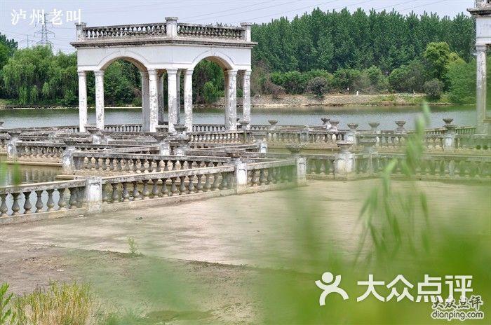 竹叶海公园 景点 环境 景点图片 武汉景点图片