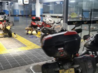 上海魔霸摩托車俱樂部