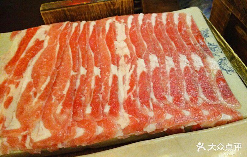 小龙坎老肥牛(仙林大学城店)黄豆雪花直径-第7张火锅图片有多大图片