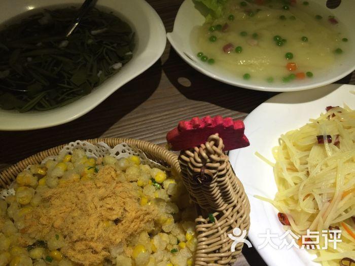 十年海鲜主题(水晶城店)-扣扣新加的相册-杭州怎么样宴渔蒸汽餐厅中美食城图片