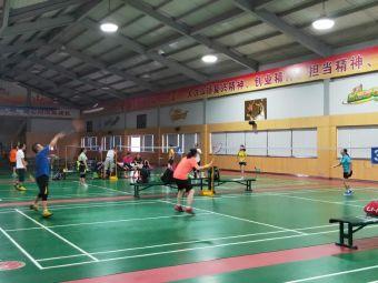 湖泉酒店台球羽毛球馆