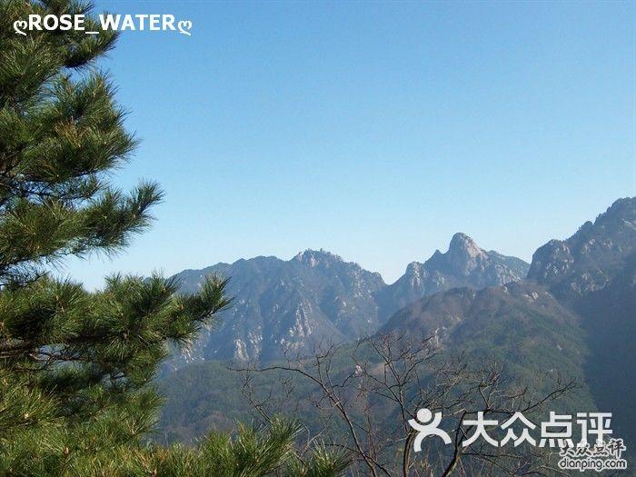 九华山风景区的点评