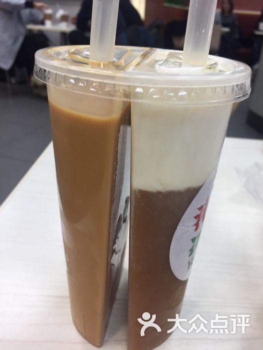 港岛冰室(德基广场店)-双拼饮料图片-南京美食-大众