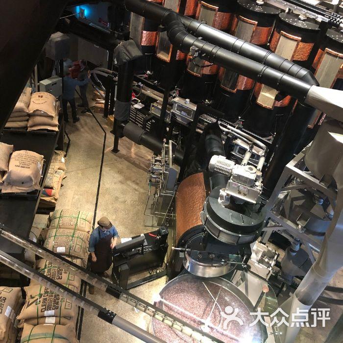星巴克臻选北京烘焙大众图片-上海星巴克-工坊点评网迅猛龙百科图片