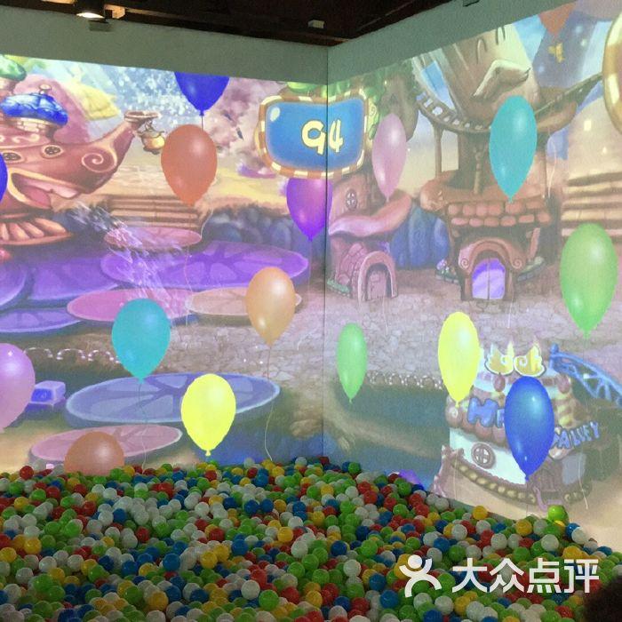 华夏世嘉儿童乐园图片-北京儿童主题乐园-大众点评网