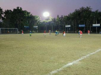 明杰足球俱乐部训练基地