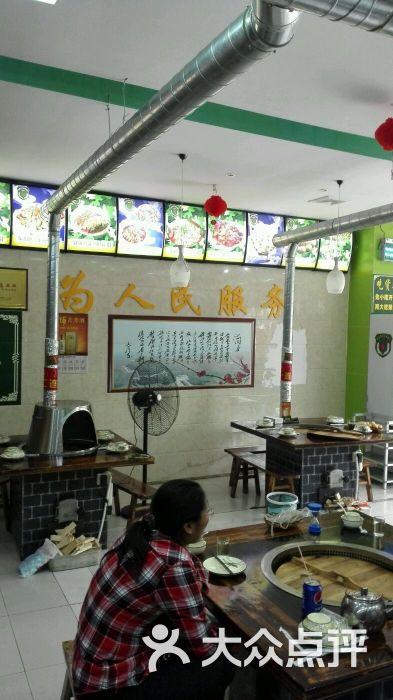 炊事班图片鸡(军旅文化先生美食)-主题-太仓柴火好美食家哪餐厅是一集图片