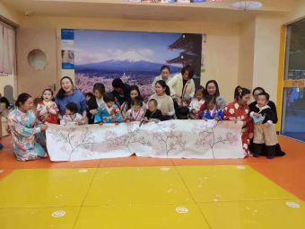 含山县运动宝贝国际高端早教中心