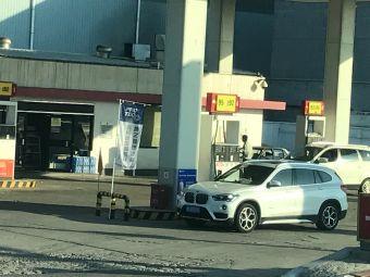 中國石油加油站