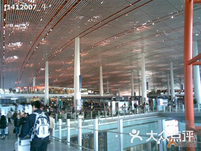 h岛图片-北京飞机场-大众