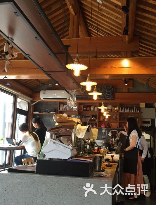 初心咖啡馆-吧台图片-北京美食-大众点评网