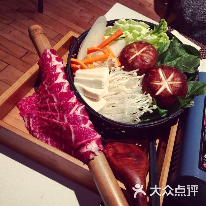 fount 日本料理-牛肉火锅-菜-牛肉火锅图片-上海美食