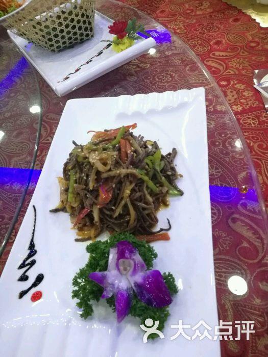 绫罗岛仙景饭店-蕨菜图片-沈阳美食-大众点评网