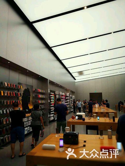 applestore店_apple store 苹果零售店(天环广场店)的点评
