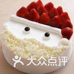 麦知烘焙坊-小雪人蛋糕图片-成都美食-大众点评网