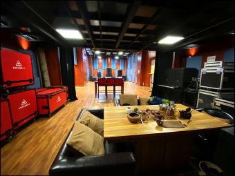 内蒙古布斯特音视频排练室