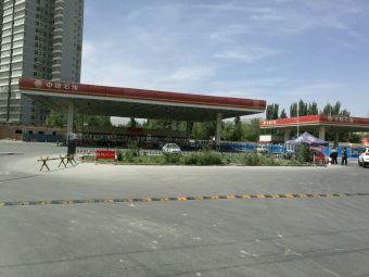 中国石油CNG龙山加气站
