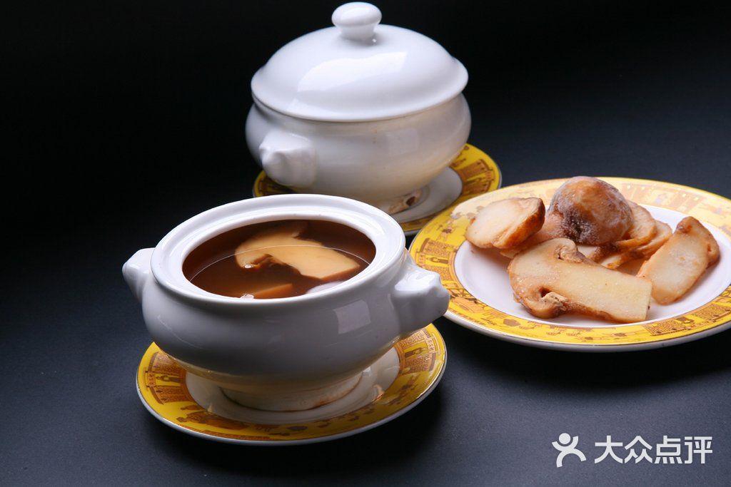 湘江厨王 松茸竹笙汤图片